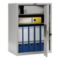 Шкаф металлический для документов ПРАКТИК «SL- 65Т», 630-460-340 мм, 20 кг, сварной