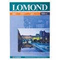 Фотобумага LOMOND для струйной печати А4, 160г/м, 100л., односторонняя, матовая (0102005)