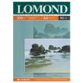 Фотобумага LOMOND для струйной печати А4, 200г/м, 50л., двухсторонняя, матовая (0102033)