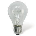 Лампа накаливания OSRAM Classic A CL E27, 60 Вт, грушевидная, прозр., колба d=60 мм, цоколь d=27 мм