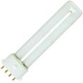 Лампа люминесцентная OSRAM DULUX S/E 11W/21-840, 11 Вт, U-образная, холодный белый свет, цоколь 2G7