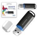Флэш-диск A-DATA, 16 GB, C906, USB 2.0, скорость чтения/записи - 30/8 Мб/сек.
