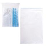 Пакеты с замком «зиплок» (гриппер), комплект 100 шт., 200-300 мм, 35 мкм