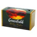 Чай GREENFIELD «Golden Ceylon», черный, 25 пакетиков в конвертах по 2 г