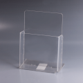 Подставка для рекламных материалов настольная, для узких буклетов, 115-32 мм (формат 1/3 А4), №106