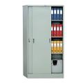 Шкаф металлический офисный КУПЕ NOBILIS «AMТ-1891», 1830-915-458 мм, 53 кг, 3 полки, разборный