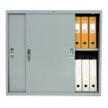 Шкаф-антресоль металлический офисный КУПЕ NOBILIS «AMТ-0891» (для шкафа «AMТ-1891» код 290357)