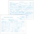 Бланк бухгалтерский офсет BRAUBERG (БРАУБЕРГ) «Товарно-транспортная накладная», А4, 100 шт.
