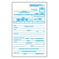 Бланк бухгалтерский, офсет, BRAUBERG (БРАУБЕРГ) «Расходный кассовый ордер», А5, 150-205 мм