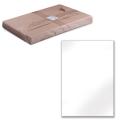 Белый картон, А3, 297-420 мм, BRAUBERG (БРАУБЕРГ), 100 л., плотность 290 г/м