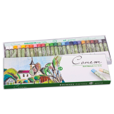 Пастель художественная «Сонет», масляная, 24 цвета