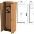 Шкаф для одежды «Эко», 720-355-1830 мм, бук бавария
