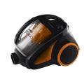 Пылесос SCARLETT IS-580 с контейнером «мультициклон», потребляемая мощность 1800 Вт, мощность всасывания 400 Вт, черный/оранжевый