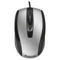 Мышь проводная оптическая DEFENDER Optimum MM-140, USB, 2 кнопки + 1 колесо-кнопка, черная/серебр.