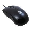 Мышь проводная оптическая DEFENDER Orion 300, USB, 2 кнопки + 1 колесо-кнопка, черная