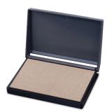 Штемпельная подушка GRM (110*70 мм), УНИВЕРСАЛЬНАЯ, неокрашенная, для всех типов краски, 9052