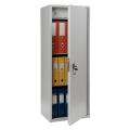 Шкаф металлический для документов ПРАКТИК «SL-125Т», 1252-460-340 мм, 27 кг, сварной