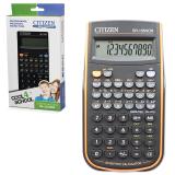 Калькулятор CITIZEN инженерный SR-135NORCFS, 8+2разр, пит.от батарейки,154*84мм,сертифицирован д/ЕГЭ
