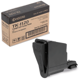 Тонер-картридж KYOCERA (TK-1120) FS1060DN/1025MFP/1125MFP, оригинальный, ресурс 3000 стр.