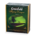 Чай GREENFIELD «Flying Dragon», зеленый, 100 пакетиков в конвертах по 2 г