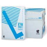 Бумага KYM LUX CLASSIC (Финляндия) A4, 80 г/м, 500 л., класс «С», белизна 95%, 150% (CIE)