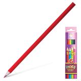 """Карандаши цветные KOH-I-NOOR """"Centi"""",  6 цв, грифель 2,65 мм, заточенные, европодвес, 2141/6"""