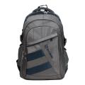 """Рюкзак для школы и офиса BRAUBERG """"MainStream 2"""", разм. 45*32*19см, 35 л, ткань, серо-синий, 224446"""