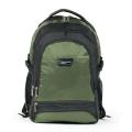 """Рюкзак для школы и офиса BRAUBERG """"StreetRacer 1"""", разм. 48*34*18см, 30 л,ткань,черно-зеленый,224449"""
