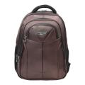 """Рюкзак для школы и офиса BRAUBERG """"Toff"""", разм. 46*35*25см, 32 л, ткань, коричневый, 224457"""