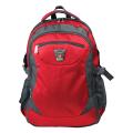 "Рюкзак для школы и офиса BRAUBERG ""StreetBall 2"", разм. 48*34*18см, 30 л,ткань, серо-красный, 224452"