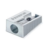Точилка STAEDTLER (Германия), металлическая клиновидная, 510-10