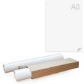 Ватман формата А0 (1200-840 мм), 200 г/м, ГОЗНАК С-Пб., с водяным знаком, 5 листов