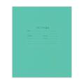 Тетрадь 24 л. зелёная обложка «Маяк», офсет, клетка