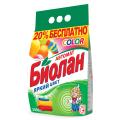 Стиральный порошок-автомат БИОЛАН Color, 2,4 кг