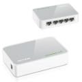 Коммутатор TP-LINK TL-SF1005D, 5RJ45, LAN 10/100 Мбит/с, проводной