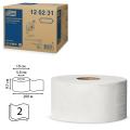 Бумага туалетная 170м, TORK (Система Т2) КОМПЛЕКТ 12шт, Advanced, 2-сл, белая, 120231