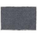 Коврик входной ворсовый влаго-грязезащитный VORTEX, 90х60см, толщина 7мм, серый, 22087