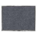 Коврик входной ворсовый влаго-грязезащитный VORTEX, 90х120см, толщина 7мм, серый, 22093
