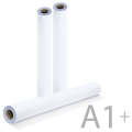 Рулон для плоттера, 620 мм х 175 м х втулка 76 мм, 80 г/м2, белизна CIE 146%, диаметр 172 мм, BRAUBERG (БРАУБЕРГ)