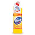 Чистящее средство DOMESTOS (Доместос), 1000 мл, «Лимонная свежесть», с отбеливающим эффектом