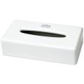 Диспенсер для косметических салфеток TORK (Система F1) настольный, белый, 270023