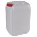 Канистра 60л (60дм3), полиэтилен (ПЭНД), с крышкой, для пищ и хим продуктов, штабелир, (в66*ш39*г33)