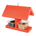 Набор для детей деревянный Кормушка для птиц №1 (19х15х22 см), цветной, 10 КОР, 01639