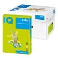 Бумага IQ (АйКью) color А4, 80 г/м, 500 л., неон зеленая NEOGN ш/к 12030
