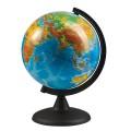 Глобус физический диаметр 210 мм (Россия), 10005