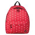Рюкзак BRAUBERG (БРАУБЕРГ) универсальный, сити-формат, красный, Яблоки, 23 литра, 43*34*15 cм