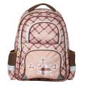 Рюкзак BRAUBERG с EVA спинкой, для начальной школы, девочка, Кембридж, 12 литров, 38*30*14 см