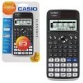 Калькулятор CASIO инженерный FX-991EX-S-EH-V, 552 функ, двойное питание, 166х77мм, блист,серт.д/ЕГЭ