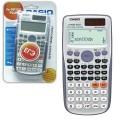 Калькулятор CASIO инженерный FX-991ESPLUS-SBEHD, 417функ, двойное питание, 162х80мм,блист,серт.д/ЕГЭ
