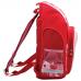 Ранец жесткокаркасный BRAUBERG для начальной школы, девочка, Мишка, 18 литров, 36*26*14 см